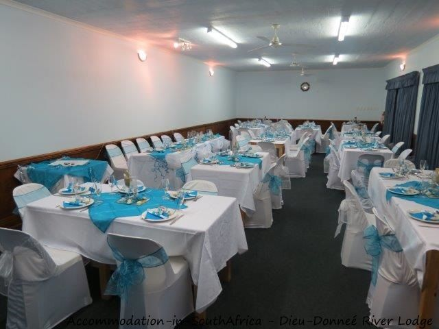 Corporate or private events in our boardroom/conference room at Dieu-Donneé River Lodge. http://www.accommodation-in-southafrica.co.za/KwaZuluNatal/PortShepstone/DieuDonnee.aspx