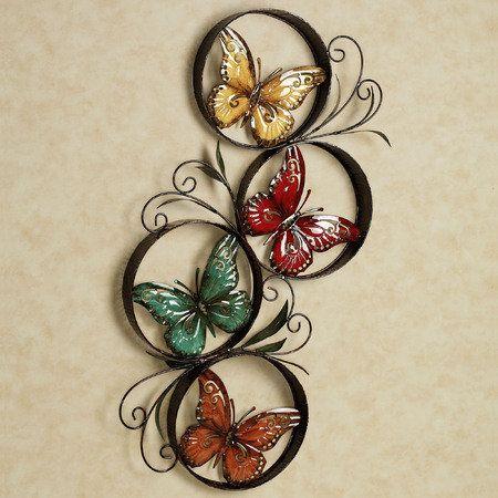Best 25 Butterfly Wall Art Ideas On Pinterest Butterfly