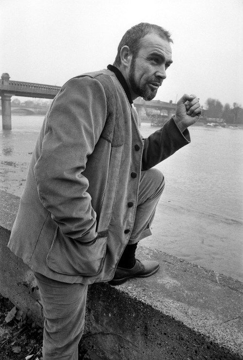 80 best images about icons sean on pinterest for Sean connery tattoos
