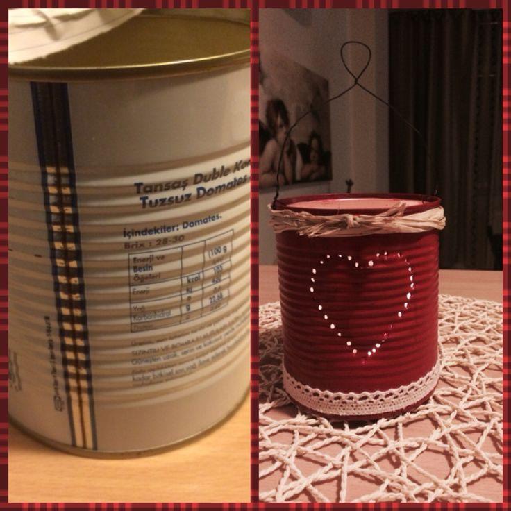 tealight mumluk/dıy/handmade