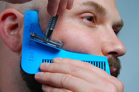 Ultimate Beard Grooming & Maintenance Comb Comes W/ by BeardGains