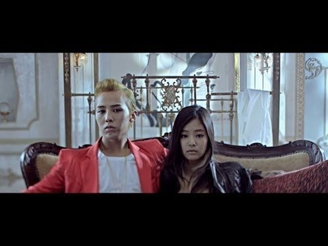 G-DRAGON - THAT XX (그 XX) M/V-- You may melt after watching this. GD incinerates the screen as a heartbroken lover. Lovely yet fierce song.