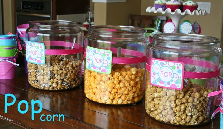 She's About to Pop Decorations | Parties} She's about to POP! - Baby Shower » Glorious Treats