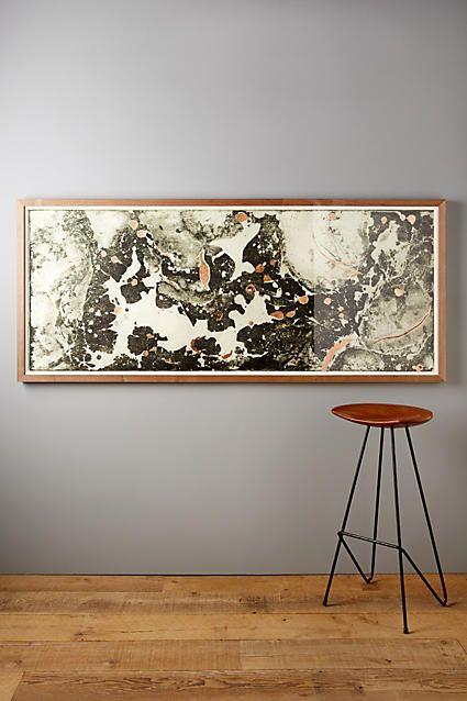 Swirled Sea Wall Art - anthropologie.com