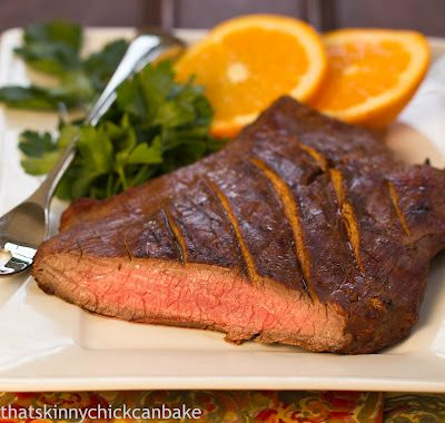 That skinny chick can bake!!!: Soy, Orange Juice and Red Wine Marinade...#SundaySupper, #Dishes with 5 Ingredients or Less