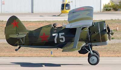 Polikarpov-I-153