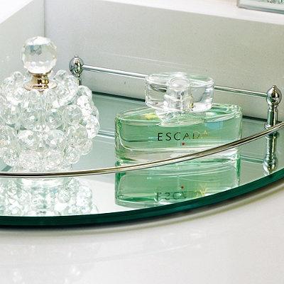 Corner Vanity Tray