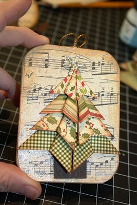 The Little Blue House: LBH 12 Days of Ornaments: Day #11