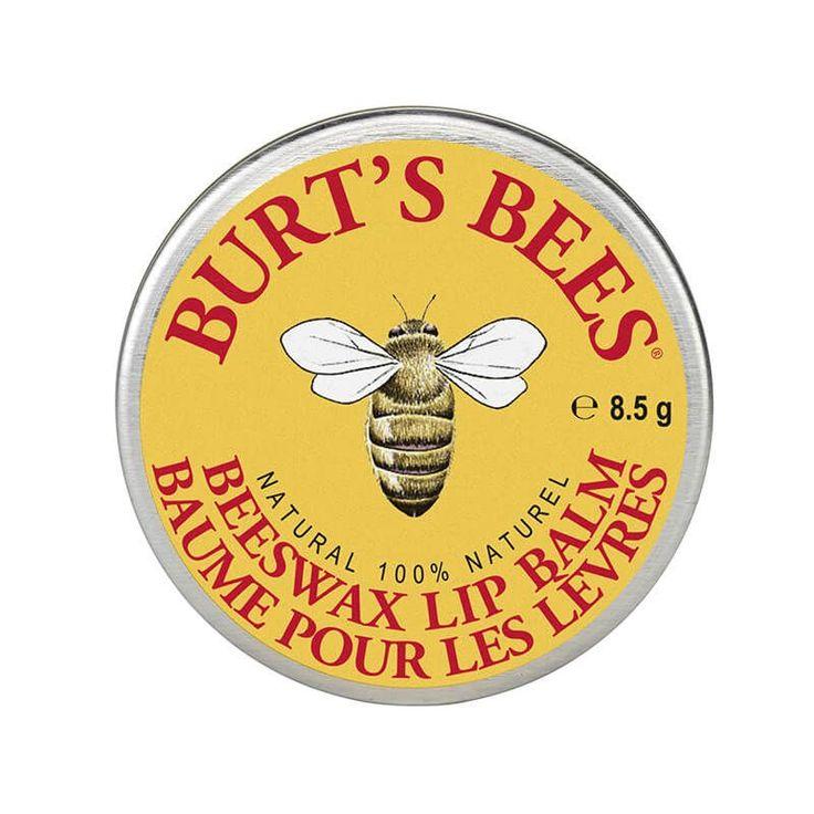 Beeswax Lip Balm Tin #BestLipScrub