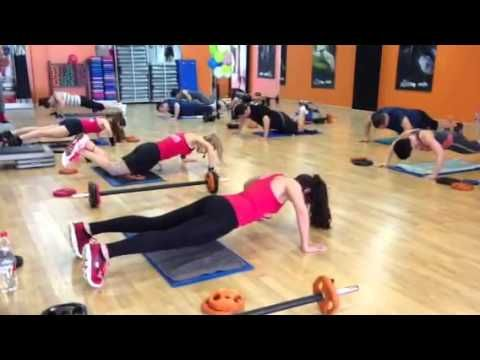 Body Pump 85 - YouTube