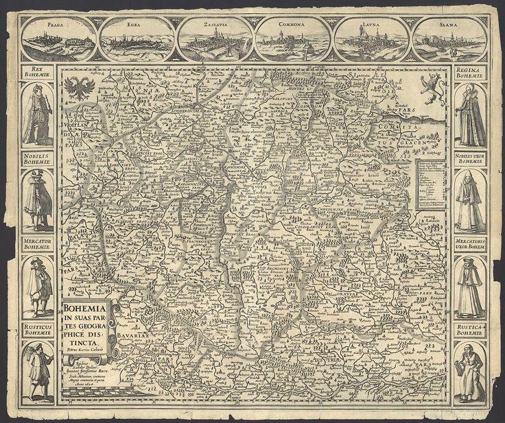 mapové značky - přehled