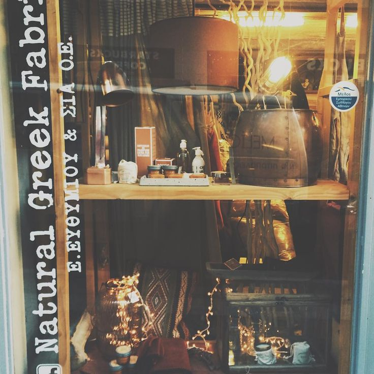 ~ window ~ #naturalgreekfabrics #natural #fabrics #madeingreece #home #decor #furniture #interior #boho