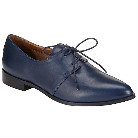 Buy Kin by John Lewis Frode Leather Lace Up Brogue Shoes Online at johnlewis.com