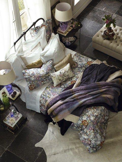 Bedroom decor | Adelanto Colección Otoño-Invierno 2014 de Zara Home | Etxekodeco