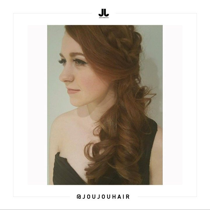 Bridal Fishtail Braid | JouJou Hair Studio