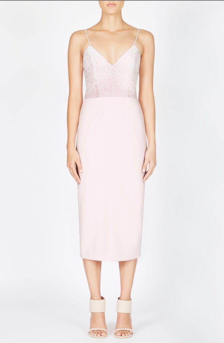 UNSPOKEN - Isle Midi Dress
