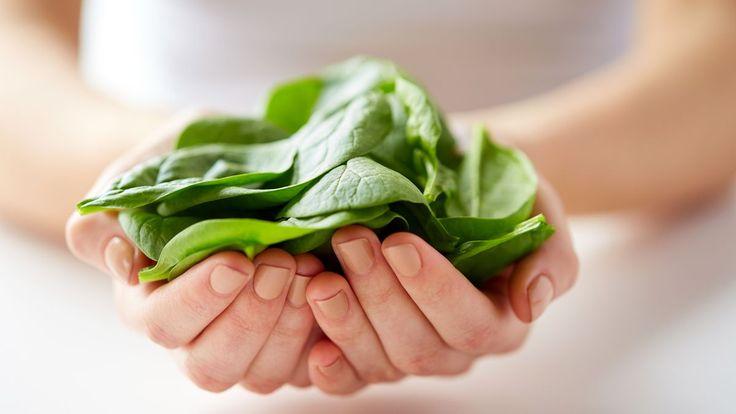 Špenát,zelená superpotravina snižuje krevní tlak,cholesterol,zpomaluje stárnutí