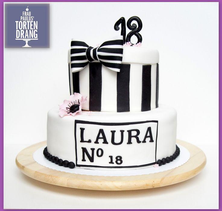 Ber ideen zu torte 18 geburtstag auf pinterest - Pinterest 18 geburtstag ...