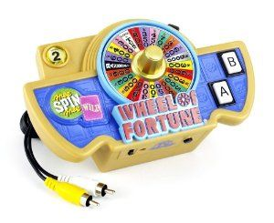 Wheel of Fortune 2 TV Plug & Play Game by Jakks. $45.00. The celebrated television game show comes to life in your own living room with this Plug & Play Wheel of Fortune Game! Over 360 puzzles in your favorite game catagories. Tons of fun for friends, families or the ultimate Wheel of Fortune fan!  Wheel of Fortune Plug & Play TV Game 2nd Edition Packed with hours of Wheel of Fortune fun 360 new puzzles 35 catagories Spin the wheel Save high scores Plugs directly ...