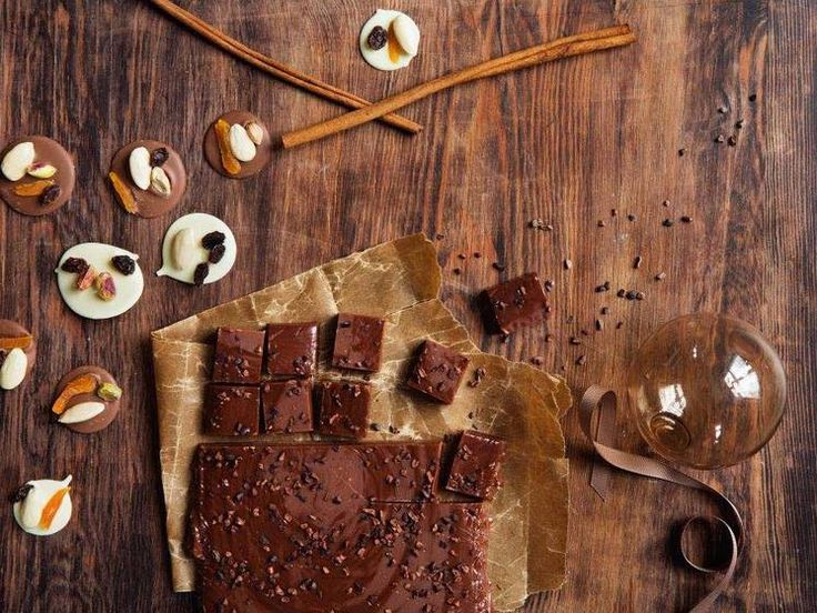 Konditor Sverre Sætres sjokoladepletter #sjokoladepletter #konfekt #sjokolade