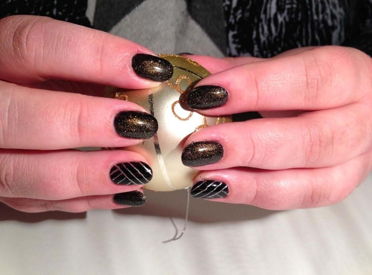 Bio Sculpture Canada Nail Art by Meaghan Boruch, Account Manager of SK