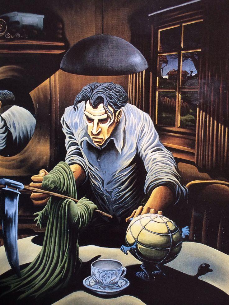 The Miserable Man Martin Bigum 1995
