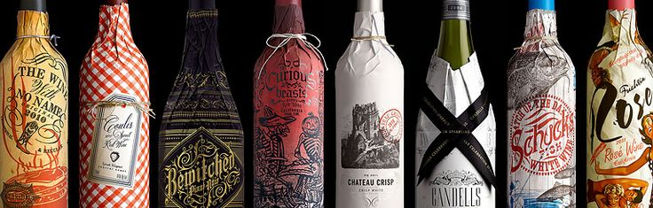 Stranger  Stranger Launches New Range of Wine Designs