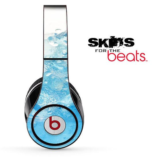 Fresh Water Skin for the Beats by Dre Studio, Solo, MIXR, Pro or Wireless Version Headphones