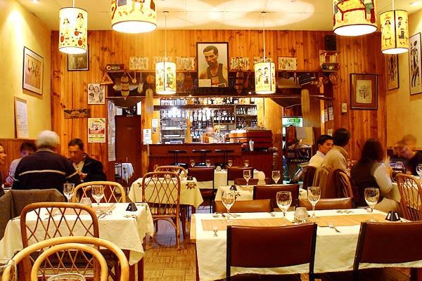 Nyala African Restaurant, Fitzroy