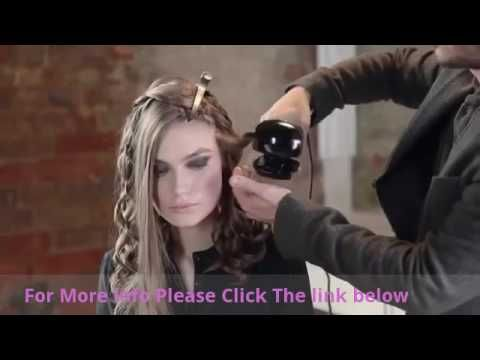 babyliss pro Curl Machine | babyliss pro Curl Machine Using technique