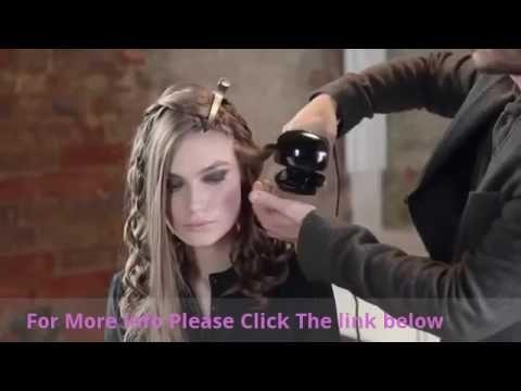 babyliss pro Curl Machine | babyliss pro Curl Machine Using technique