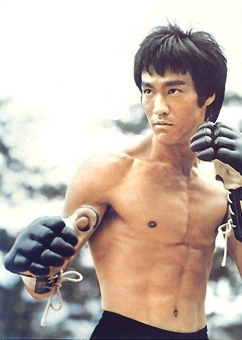 King of Martial arts  Bruce Lee