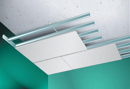 Plafond Metal Stud Autoportant Gyproc Belgium Plafond Autoportant Astuce Rangement Cuisine Astuce Rangement