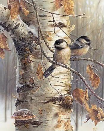 DENIS MAYER JR, Wildlife Artist - Original paintings by Denis Mayer