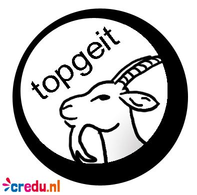 Geitenmedaille - http://credu.nl/