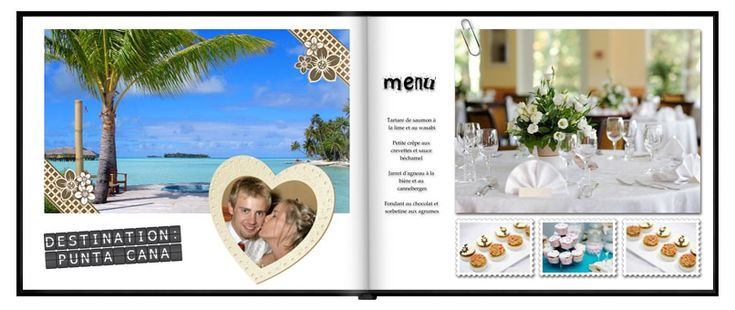 Http Photoinpress Ca Uploads Images Themes Examples Photobook Wedding 7 Jpg Ideas Pinterest