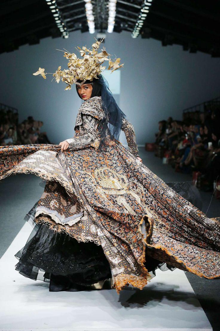 Anniesa Hasibuan Spring-Summer 2016, Womenswear