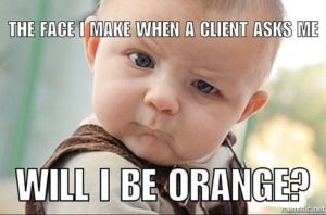 "Will I be orange? Myths, incorrect ""facts"" and crazy things people say about spray tanning"