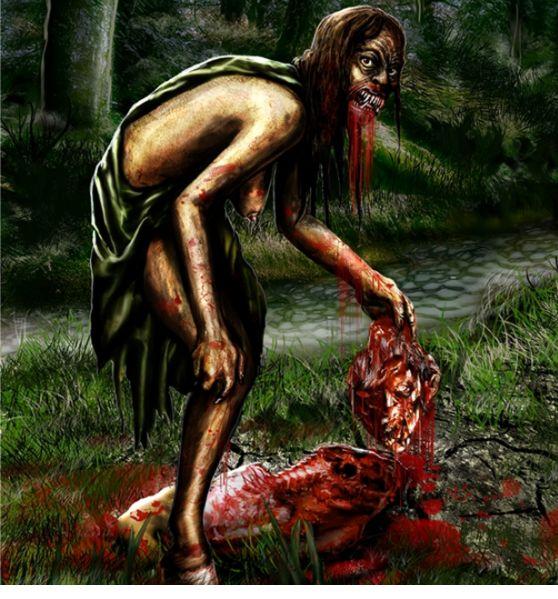 Image result for patasola mythological creature