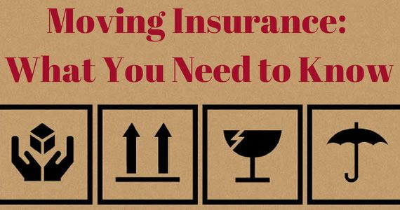 How much are you willing to pay if your items are damaged during your move?  Check out these tips for researching all of your moving insurance options!