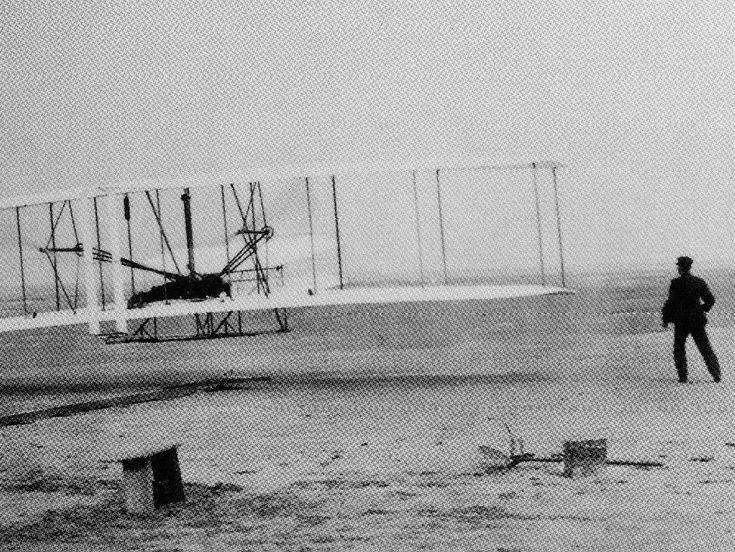 The Wright Brothers' First Flight (1903): Wilbur Wright, 12 Second, Wright Bros, Airplane, Wright Brothers, Orvil Wright, Historical Flight, Planes Flight, Kitty Hawks