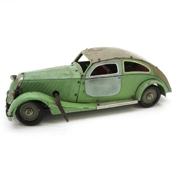 1930s Marklin Spur 1 Toy Car