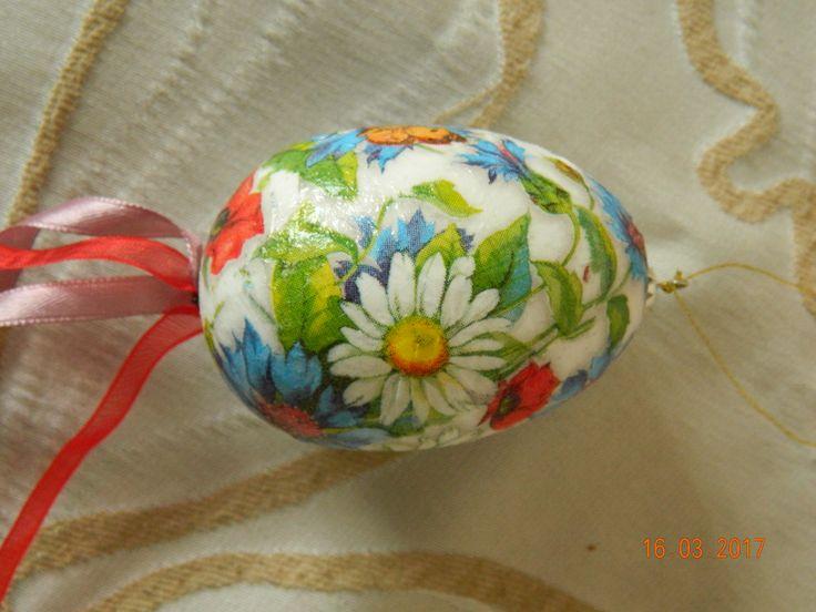 oua paste 2107 - flori de camp