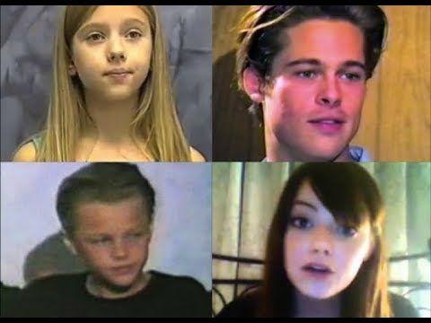 las primeras audiciones y casting de famosos de hollywood¡¡