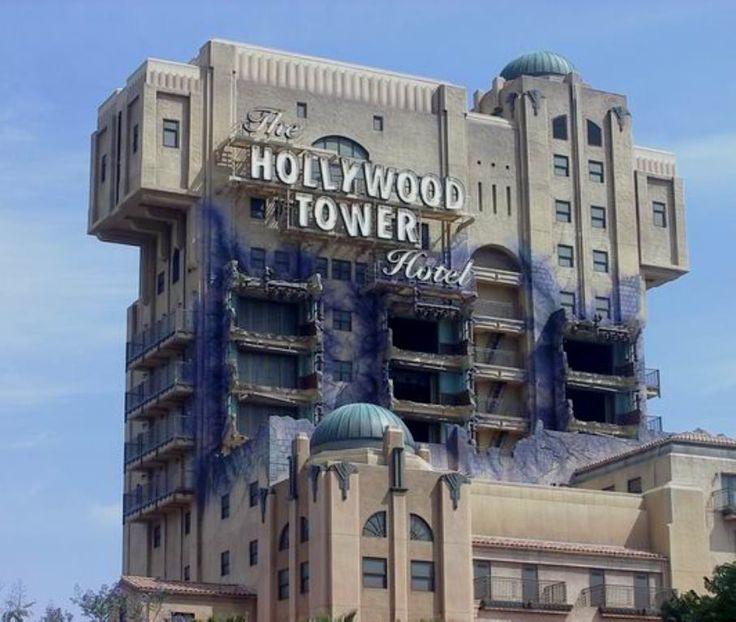 Disney's California Adventure Tower of Terror Hotel