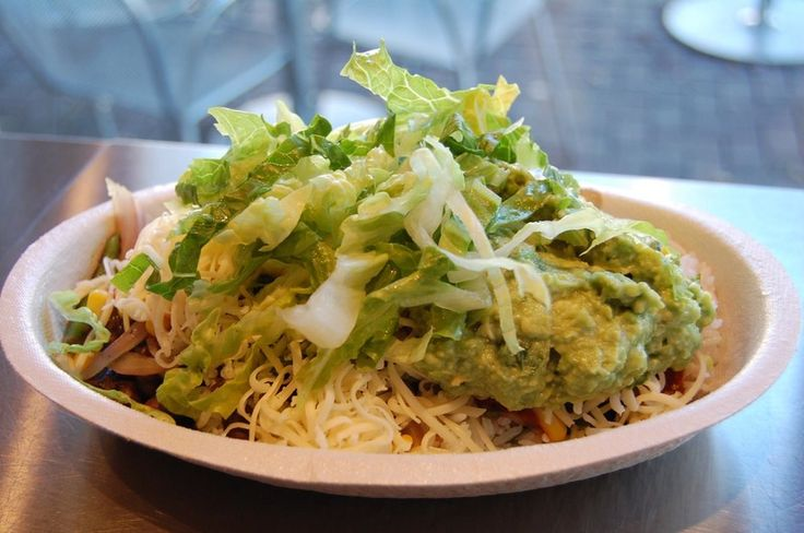A Chipotle Burrito Bowl Recipe You Can Make At Home In 6 Easy Steps — And No, We Didn't Forget The Guac