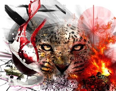 """Check out new work on my @Behance portfolio: """"Vision in collage"""" http://be.net/gallery/48729617/Vision-in-collage"""