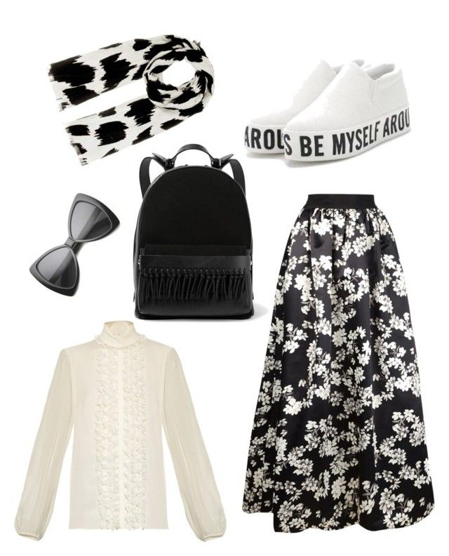 """mood today"" by leelin on Polyvore featuring Alice + Olivia, Dolce&Gabbana, Burberry, 3.1 Phillip Lim, women's clothing, women, female, woman, misses and juniors"