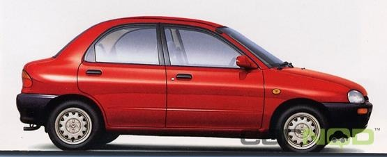 Reviews of Mazda 121 DB Series 2 (1994-1995) - Car Ratings, Rankings & Opinions by Owners, Users, Drivers & Buyers - CarNod