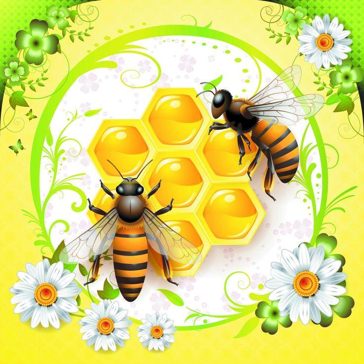 картинки для декупажа мед и пчелы подтвердил собеседник, знакомый